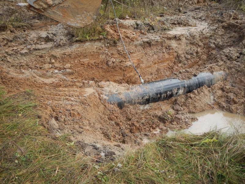 В тверской области завершено расследование уголовного дела по факту незаконной врезки в нефтепродуктопровод