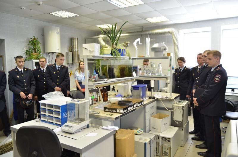 Начальник УМВД России по Тверской области встретился с выпускниками высших учебных заведений МВД России