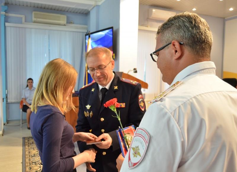 Юным жителям Твери вручили паспорта граждан Российской Федерации