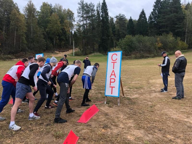 В Твери прошли соревнования по легкоатлетическому кроссу среди сотрудников силовых структур и образовательных ведомств