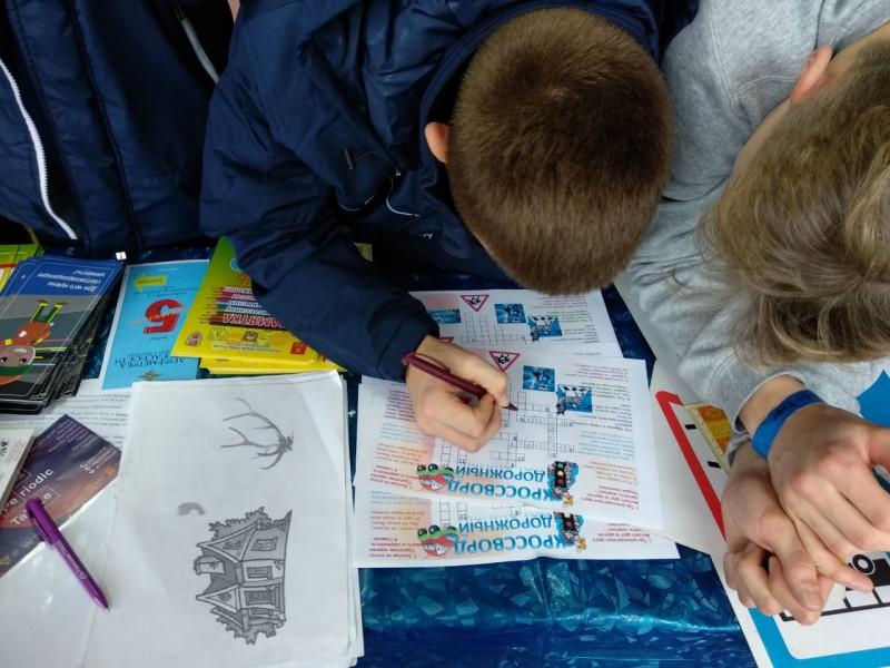 Тверские автоинспекторы приняли участие в IX Всероссийском фестивале науки