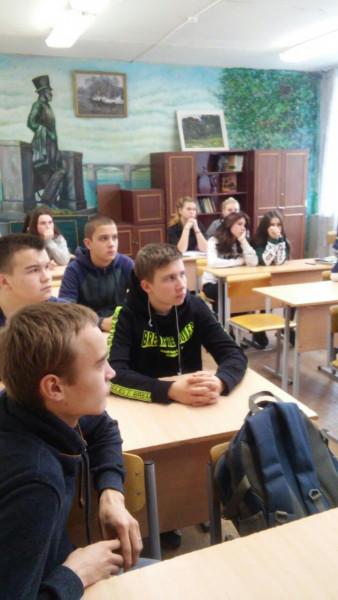 В Твери полицейские провели уроки правовой грамотности для студентов