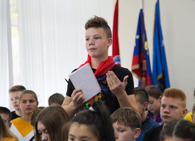 В Тверской области юные инспекторы движения представили регион в центре «Орлёнок»