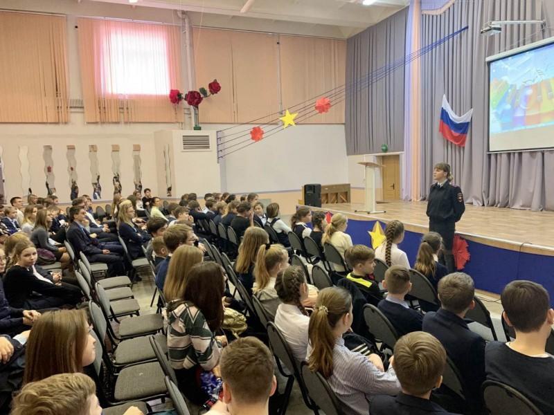 В Твери в рамках общероссийской акции «Сообщи, где торгуют смертью!» проходит цикл антинаркотических профилактических мероприятий