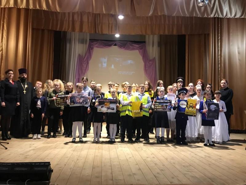 Полицейские Конаковского района и представители Общественного совета провели акцию «Помню, знаю, соблюдаю!»