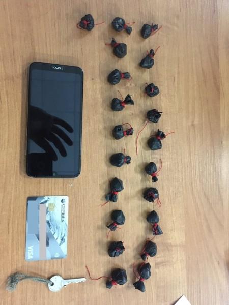 В Твери полицейские задержали подозреваемых в незаконном сбыте наркотических средств
