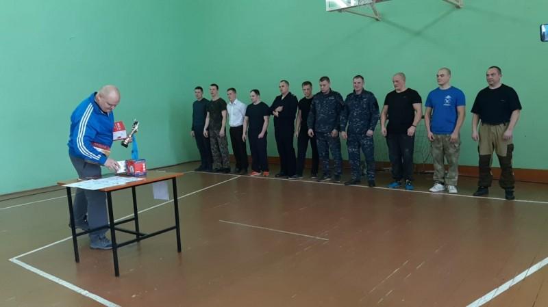 В Твери прошли соревнования по гиревому спорту среди сотрудников силовых структур