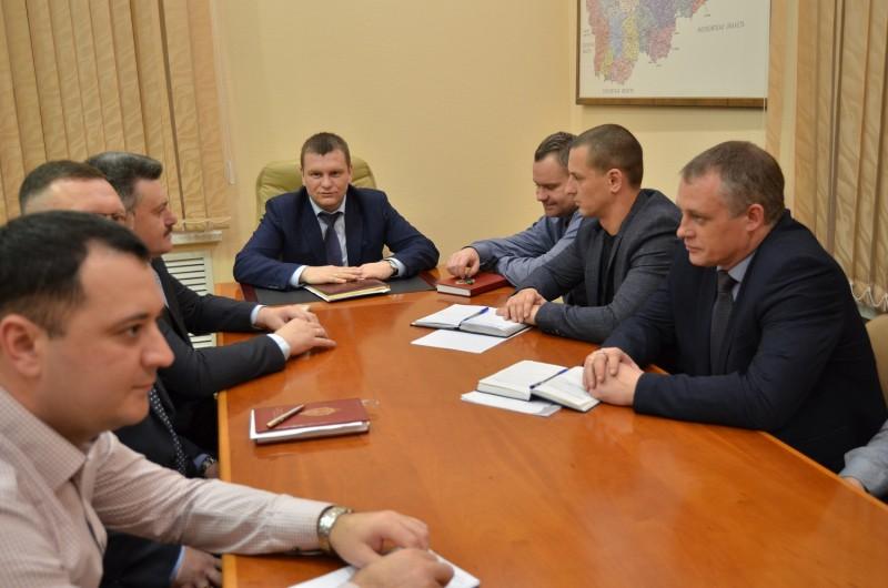 Руководители УМВД России по Тверской области провели рабочую встречу с представителями банковской сферы