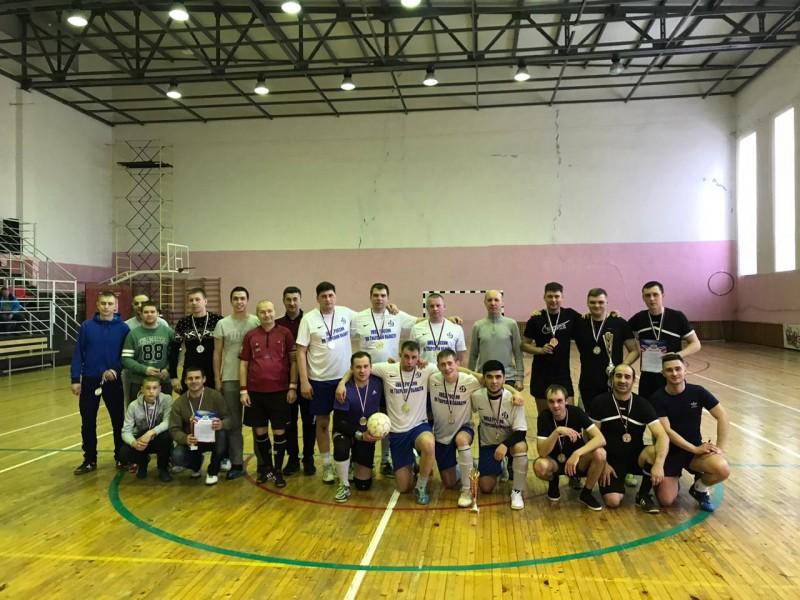 В Тверской области состоялся турнир по мини-футболу