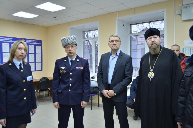 В Бежецке состоялось торжественное открытие нового здания отдела по вопросам миграции
