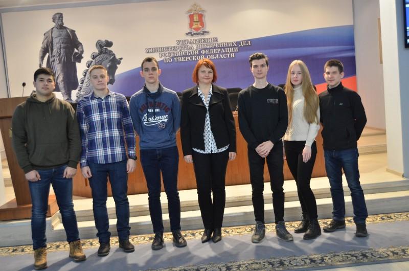 В Тверской полиции высадился «Студенческий десант»