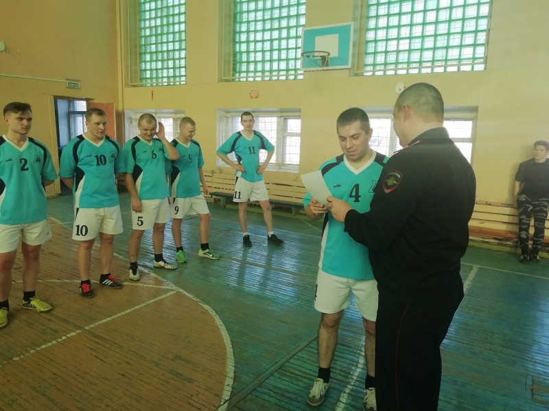 В День открытых дверей к полицейским Тверской области высадился «Студенческий десант»