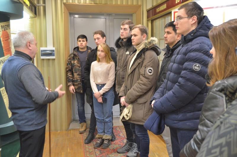 В УМВД России по Тверской области завершилась акция «Студенческий десант»