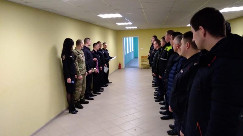 В Твери состоялись соревнования по стрельбе среди полицейских