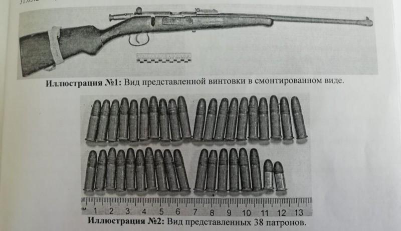 В Тверской области полицейские задержали подозреваемого в незаконном обороте оружия