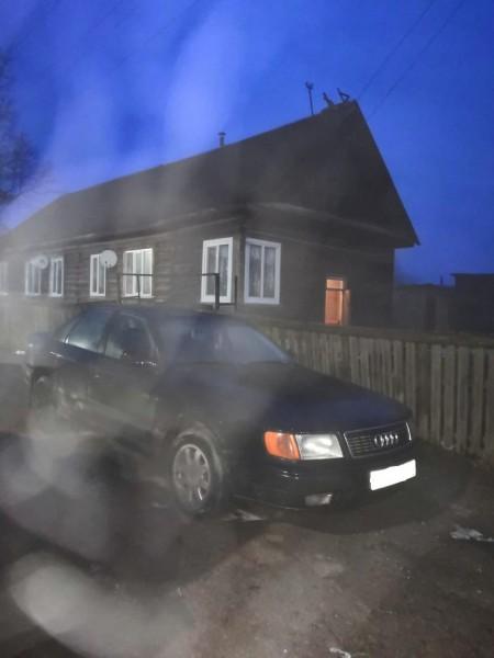 В Твери полицейские задержали подозреваемого в поджоге автомобиля