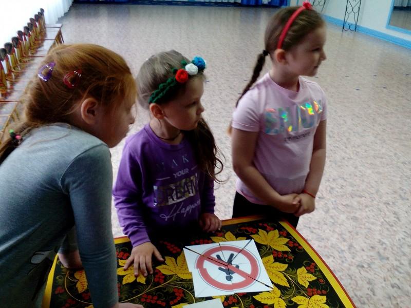 В Удомле в детском саду «Буратино» прошло профилактическое мероприятие «Маленький пешеход»