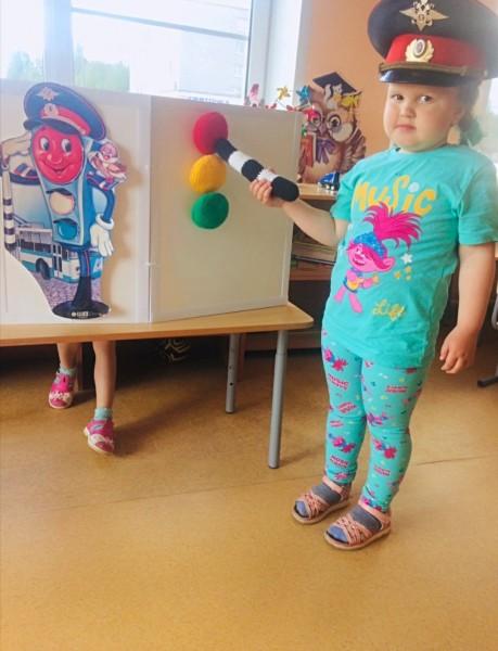 В Бологое в детском саду «Звездочка» прошло профилактическое мероприятие «Планета детства!»