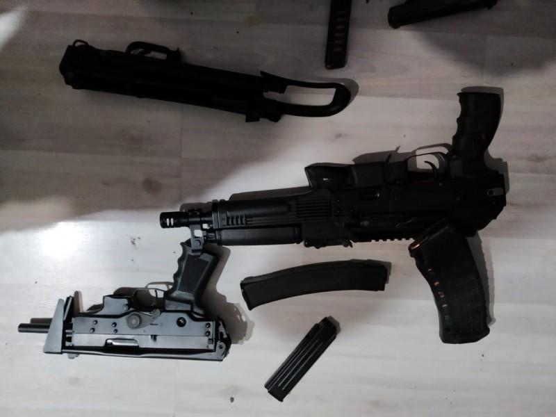 В Тверской области задержан подозреваемый в незаконном обороте оружия