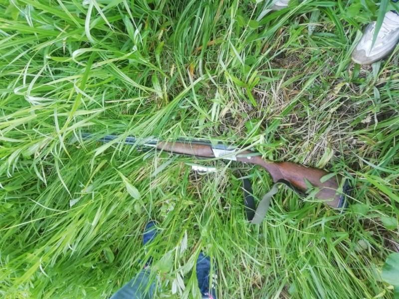 В Зубцовском районе полицейские установили подозреваемого в незаконной охоте