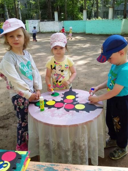 Мероприятие «Наш друг светофор» состоялось для воспитанников детского сада города Удомли