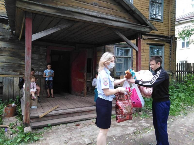 Бежецкие сотрудники ПДН совместно с администрацией провели профилактические рейды
