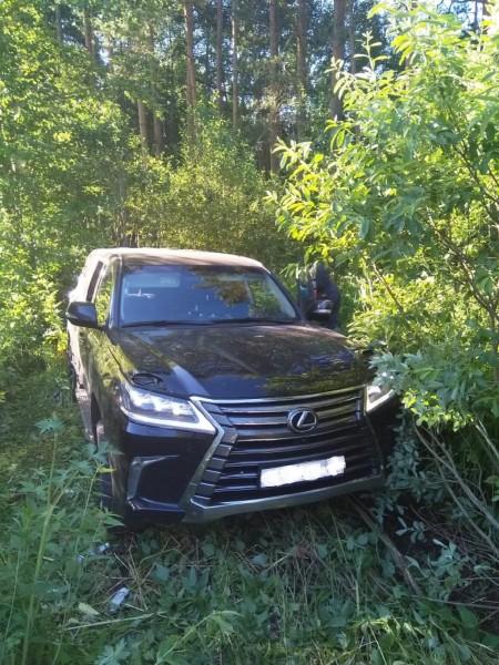 В Тверской области сотрудники Госавтоинспекции задержали подозреваемого в совершении кражи автомобиля