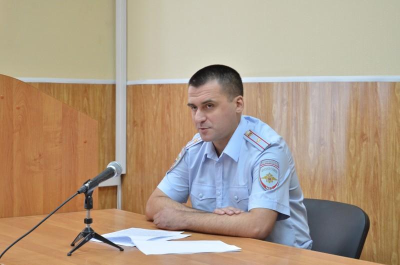Вопросы противодействия незаконному обороту наркотиков на территории областного центра стали предметом обсуждения на пресс-конференции в УМВД России по городу Твери