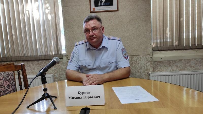Сотрудники полиции в рамках пресс-конференции рассказали о декриминализации потребительского рынка