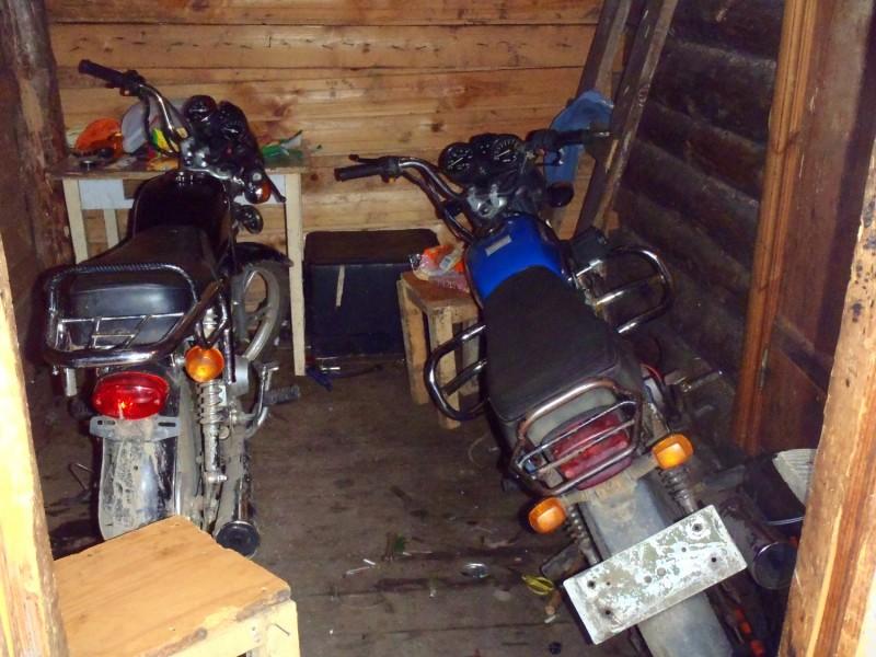 В Тверской области полицейские задержали подозреваемых в совершении серии краж из гаражей