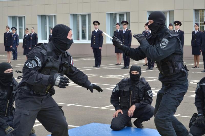 В управлении МВД России по Тверской области прошло торжественное принятие присяги сотрудников органов внутренних дел