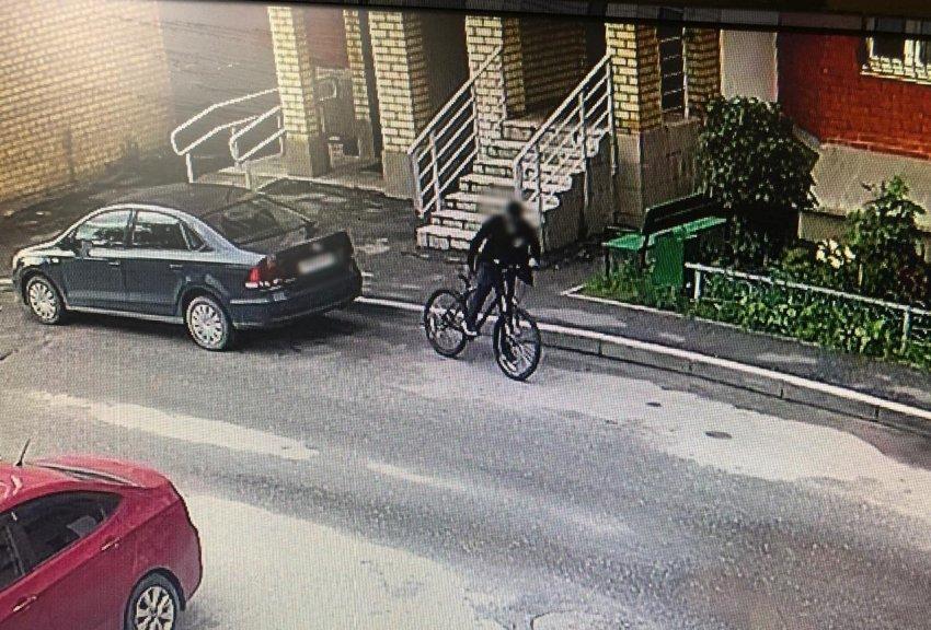 Тверские полицейские задержали подозреваемого в серии краж велосипедов из подъездов домов