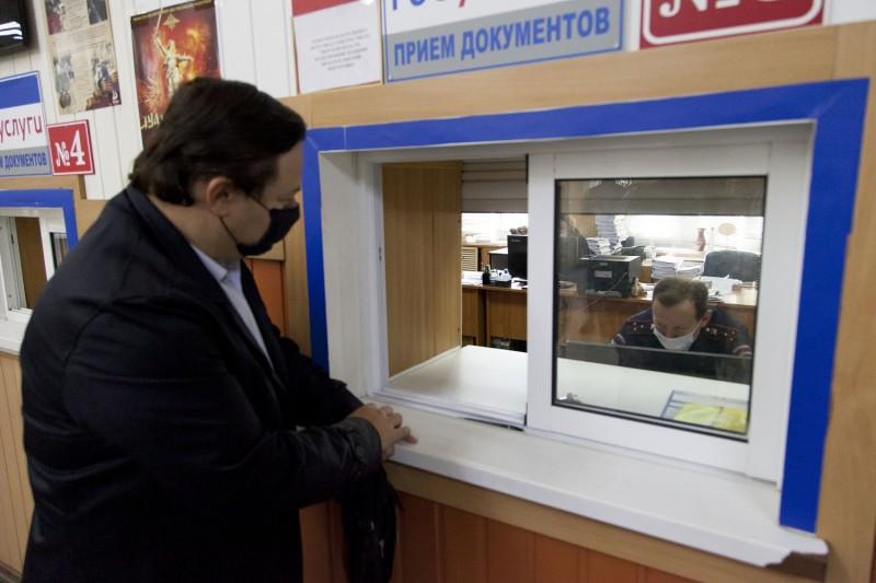 Общественный совет при УМВД России по Тверской области присоединился к Всероссийской акции «Гражданский мониторинг»