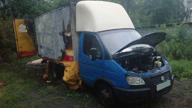 В Твери полицейские завершили расследование уголовного дела по факту поджогов машин