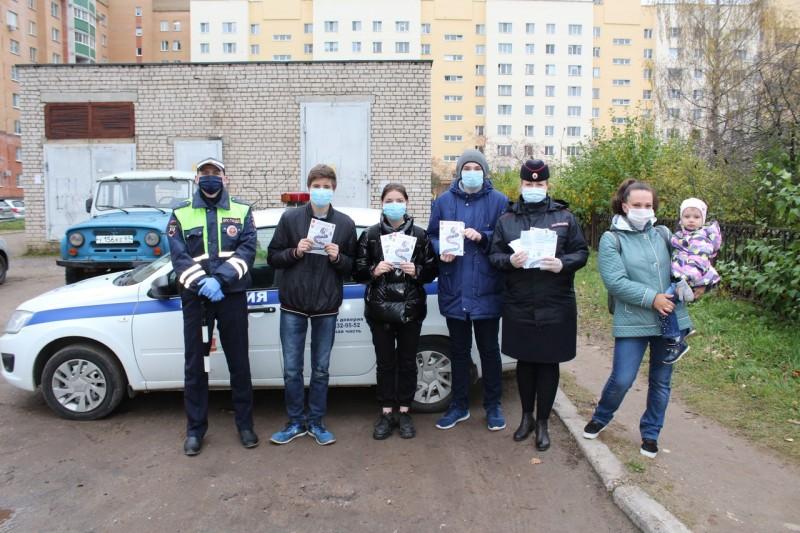В Тверской области автоинспекторы напомнили родителям о правилах перевозки детей в автомобиле