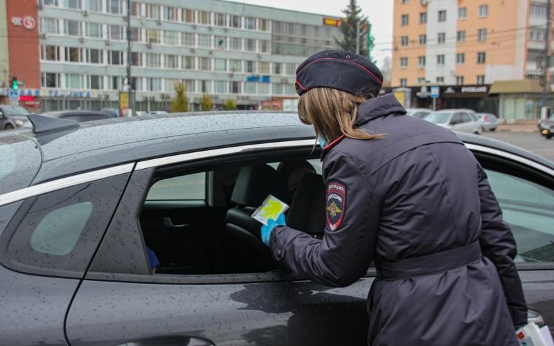 В Твери состоялось профилактическое мероприятие «Автокресло в каждую машину»