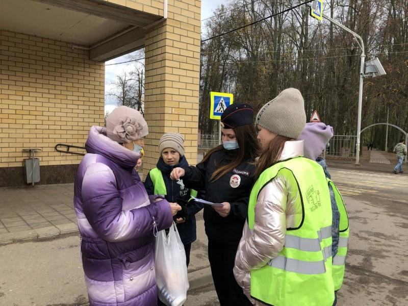 В Тверской области автоинспекторы провели мероприятие «Ангел-хранитель в дорогу»