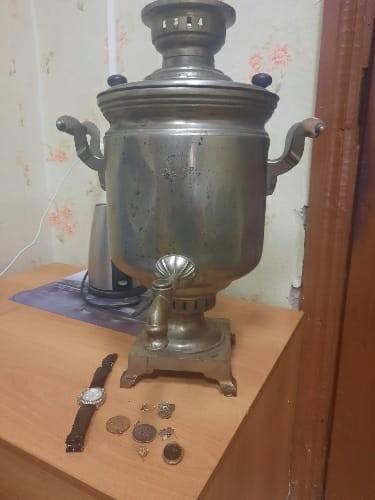 В Тверской области задержана подозреваемая в краже ценного имущества у пожилой женщины