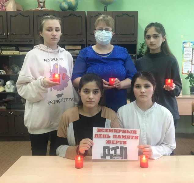 Автоинспекторы Калининского района организовали онлайн-эстафету «Помни и соблюдай ПДД»