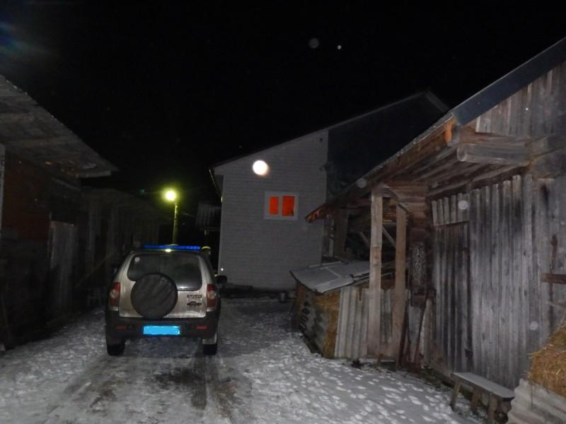 В Тверской области полицейские задержали подозреваемого в разбойном нападении на пенсионерку
