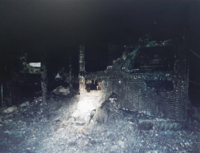 Полицейские Тверской области раскрыли поджог частного дома