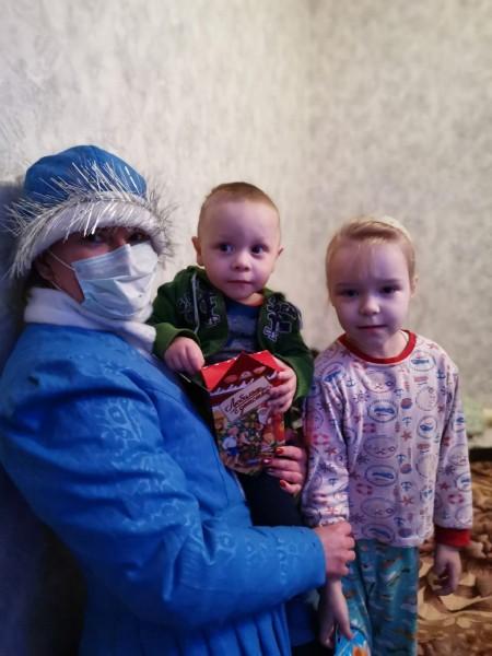 Сотрудники полиции Верхневолжья присоединились к Всероссийской акции «Полицейский Дед Мороз»