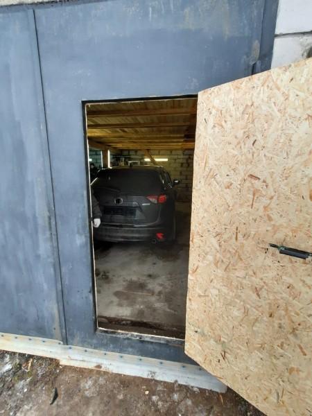 Полицейские Тверской области раскрыли угон автомобиля
