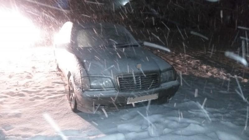 Полицейские Тверской области по горячим следам задержали угонщика автомобиля