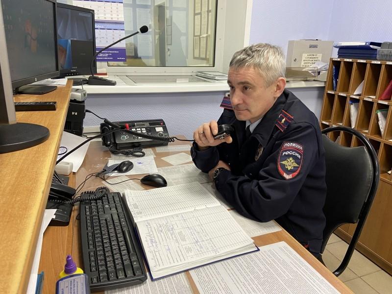 В Твери полицейский предотвратил пожар в многоквартирном доме