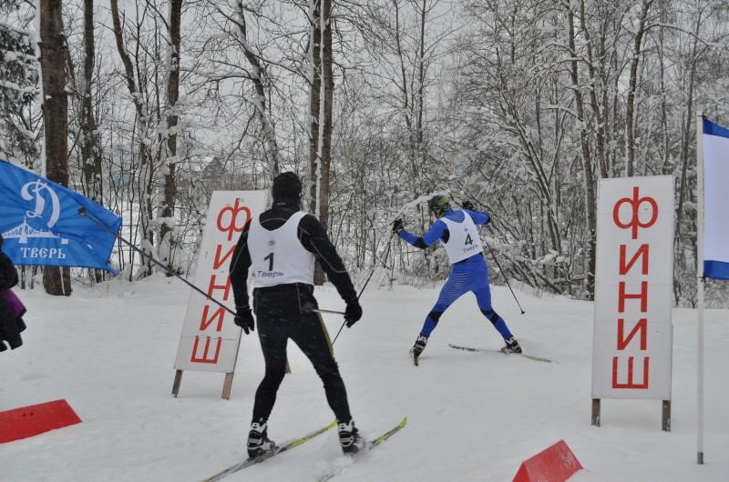 В рамках Всероссийской акции «Студенческий десант» в Твери состоялись лыжные гонки