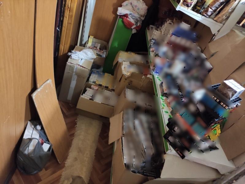 В Тверской области полицейские изъяли из незаконного оборота немаркированные табачные изделия