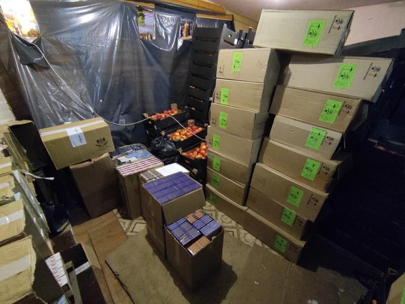 В Тверской области полицейские пресекли незаконное приобретение и перевозку, а также хранение в целях сбыта немаркированной табачной продукции