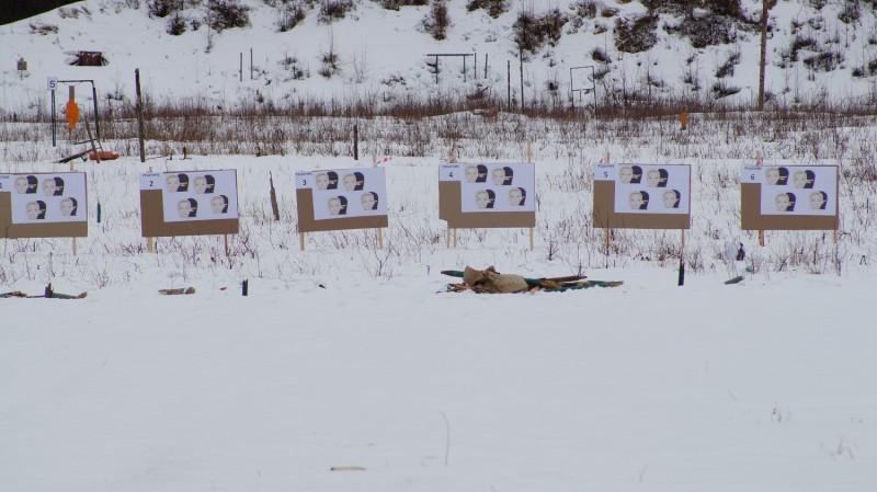 В Тверской области прошли соревнования среди снайперов и снайперских команд подразделений специального назначения силовых структур