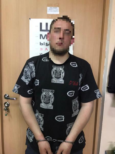 В Тверской области полицейскими задержан подозреваемый в сбыте наркотического средства